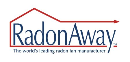 Radon Away Logo